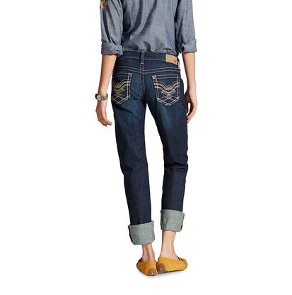 Ariat Boyfriend CrissCross Jeans