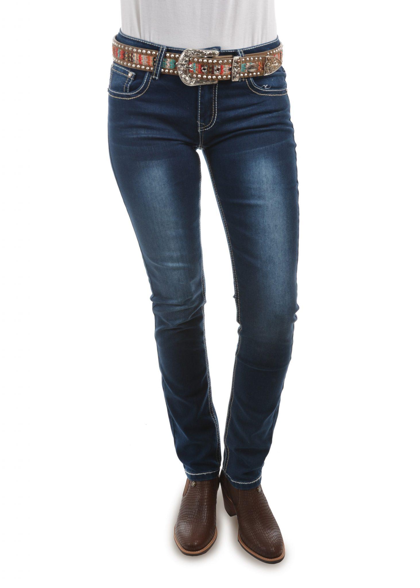 Pure Western Harlee Skinny Leg Jean
