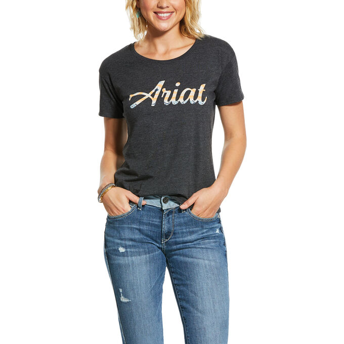 Ariat Tee Navajo Fill
